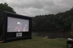 31 Inflatable Big Screen Hire