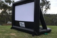 33 Inflatable Big Screen Hire