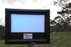 35 Inflatable Big Screen Hire